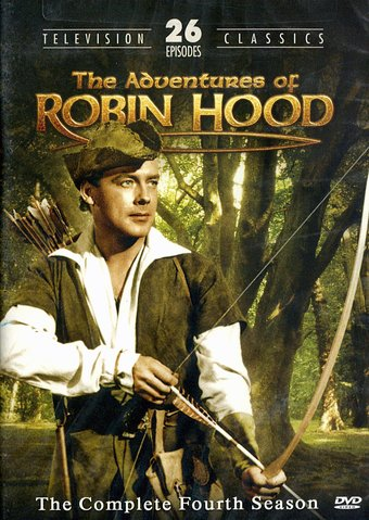 The Adventures of Robin Hood: Complete 4th Season