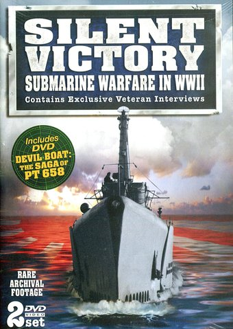 Submarine Warfare in World War II: Silent Victory