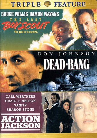 The Last Boy Scout / Dead-Bang / Action Jackson