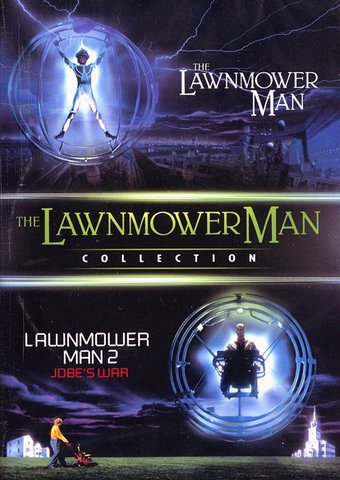 Lawnmower Man 1 / Lawnmower Man 2