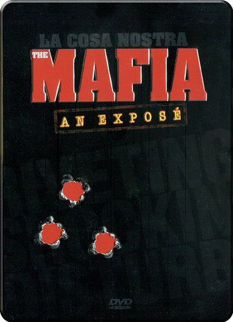 The Mafia - La Cosa Nostra: An Expose [Tin Case]