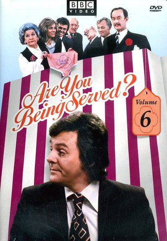 Are You Being Served? - Volume 6