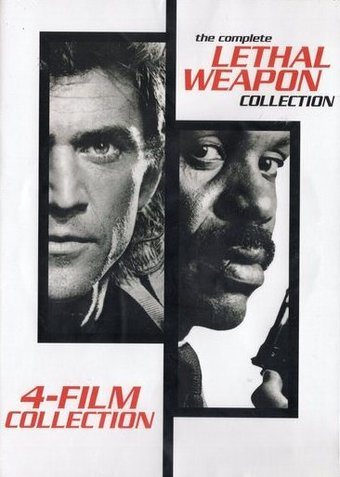 Lethal Weapon Collection: 4 Film Favorites (2-DVD)