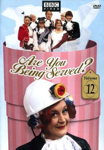 Are You Being Served? - Volume 12