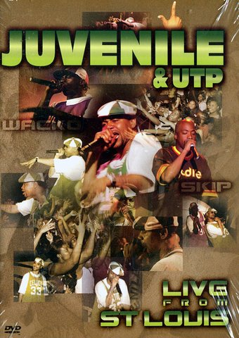 Juvenile / UTP - Live from St. Louis