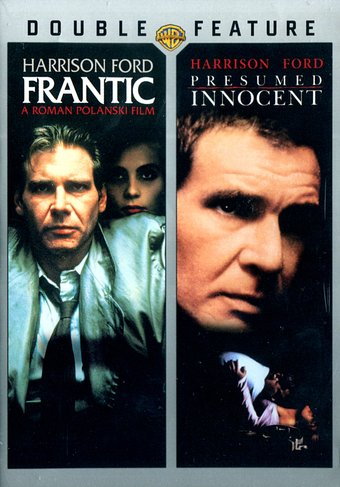 Harrison Ford Double Feature: Frantic (Full