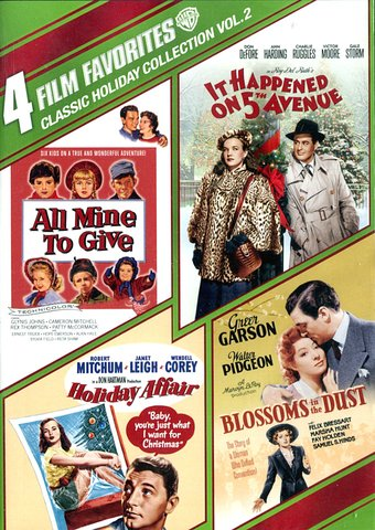 4 Film Favorites: Classic Holiday Collection,