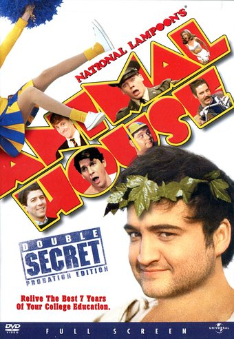 Animal House (Full Screen) (Double Secret