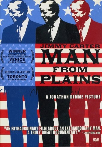 Jimmy Carter - Man from Plains