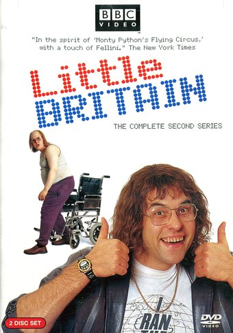 Little Britain - Complete 2nd Series (2-DVD)