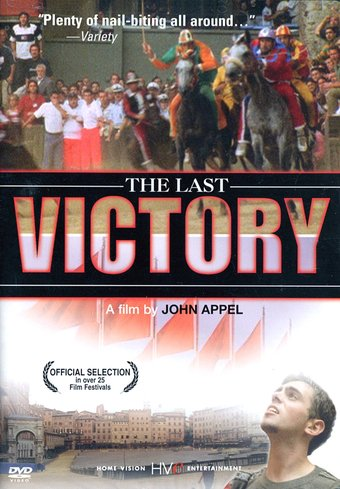 The Last Victory: Tuscany's Palio Horse Race