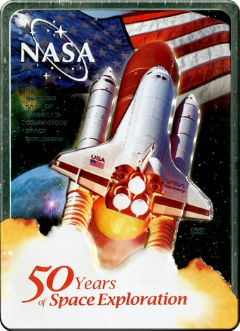 Space - NASA: 50 Years of Space Exploration [Tin