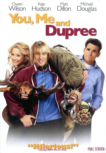 You, Me and Dupree (Full Screen)