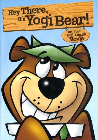 Hey There, It's Yogi Bear (Feature-Length Movie)