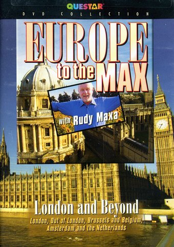 Travel - Europe to the Max with Rudy Maxa: London