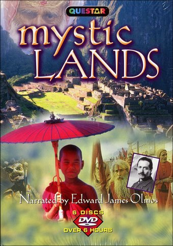 Travel - Mystic Lands (6-DVD)