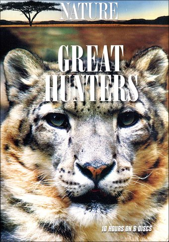 Nature - Great Hunters (6-DVD)