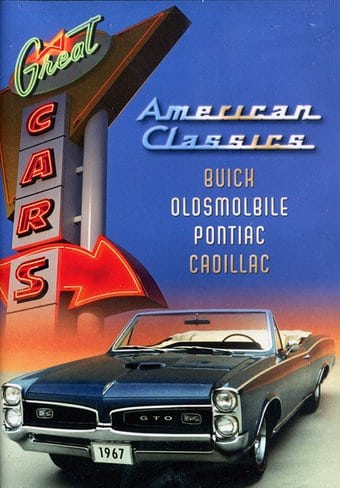 Cars - Great Cars: Buick, Oldsmobile, Pontiac,