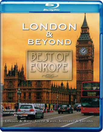 Travel - Best of Europe: London & Beyond (Blu-ray