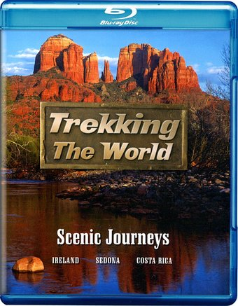 Trekking the World: Scenic Journeys - Ireland /