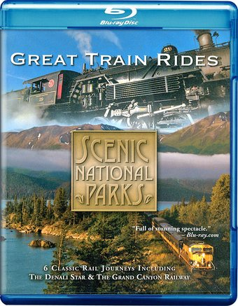 Scenic National Parks - 6 Great Train Rides