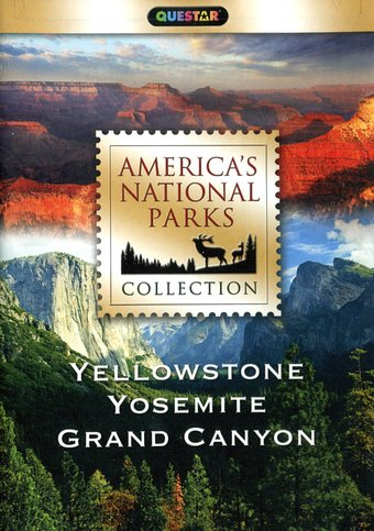America's National Parks Collection - Yellowstone