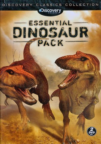 Discovery Channel - Essential Dinosaur Pack