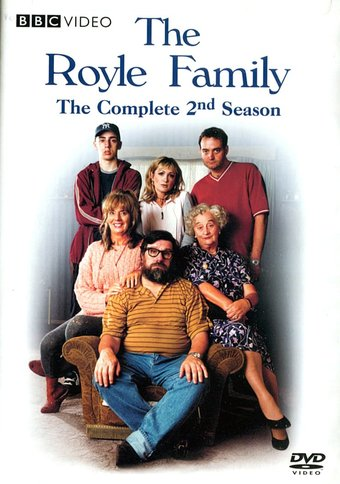 Royle Family - Complete 2nd Series