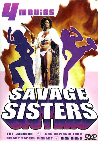 Savage Sisters Collection (TNT Jackson / Get