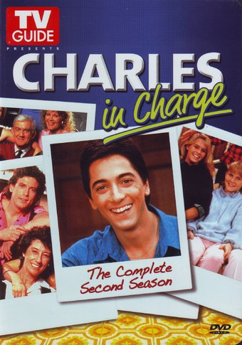 Charles In Charge - Complete 2nd Season (3-DVD)