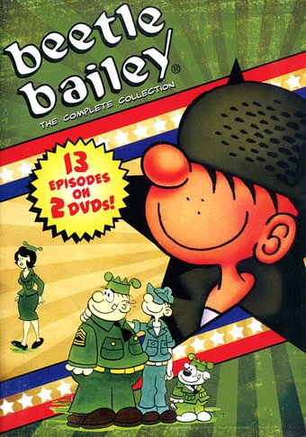 Beetle Bailey - Complete Collection (2-DVD)