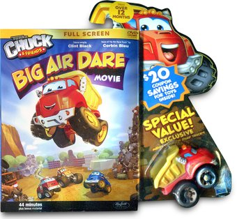 Chuck & Friends - Big Air Dare Movie (With