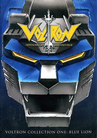 Voltron, Defender of the Universe - Collection 1: