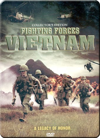 Vietnam War - Fighting Forces: Vietnam [Tin Case]