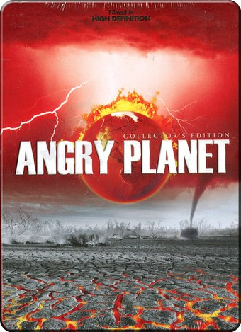 Angry Planet [Tin Case] (5-DVD)