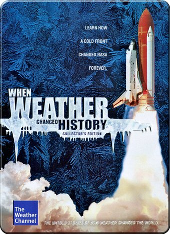 Weather Channel: When Weather Changed History