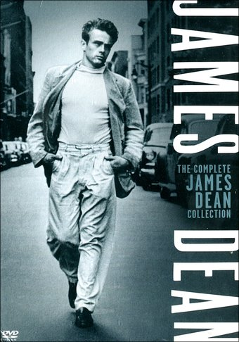 James Dean - Complete Collection (East of Eden /