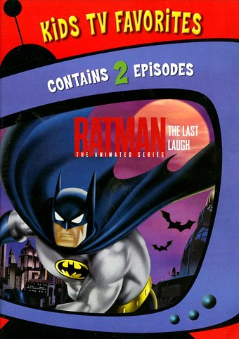 Batman: Animated Series - Last Laugh (2 Episodes)
