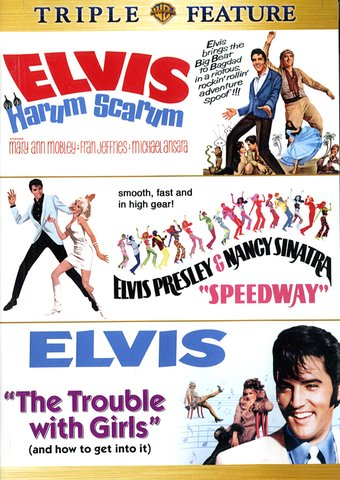 Elvis Presley - Triple Feature: Harum Scarum /