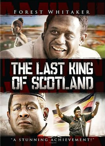 The Last King of Scotland (Widescreen)