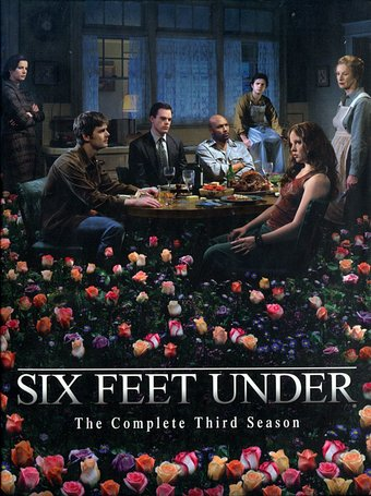 Six Feet Under - Complete 3rd Season (5-DVD)
