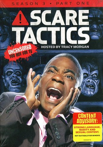 Scare Tactics - Season 3, Part 1 (2-DVD)