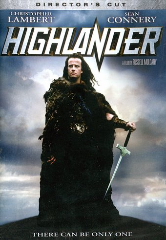 Highlander (Widescreen - Director's Cut)
