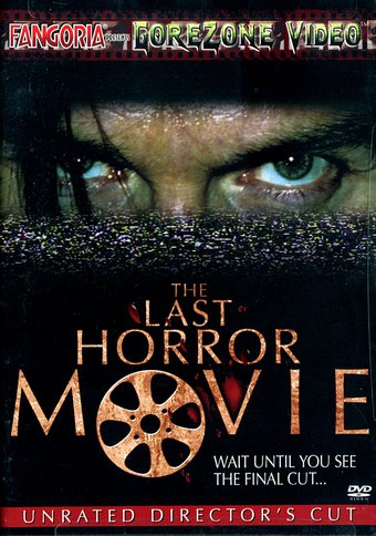 The Last Horror Movie (Unrated Director's Cut)