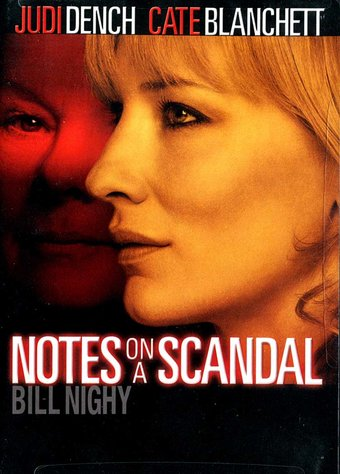 Notes on a Scandal (Widescreen)
