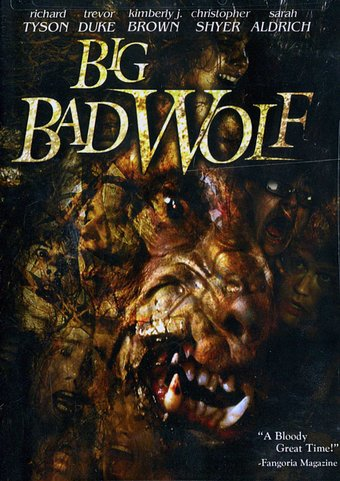 Big Bad Wolf (Widescreen)