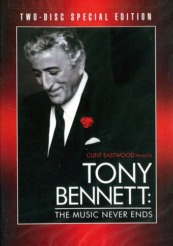 Tony Bennett - The Music Never Ends (2-DVD)