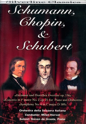 Schumann, Chopin & Schubert: Various Works