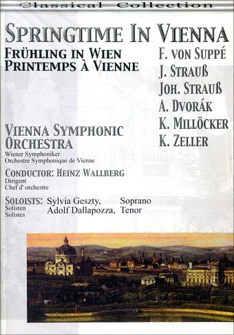 Springtime in Vienna: Selections from Von Suppe,