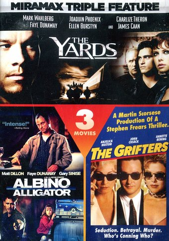 Miramax Triple Feature: Crime (The Yards / Albino